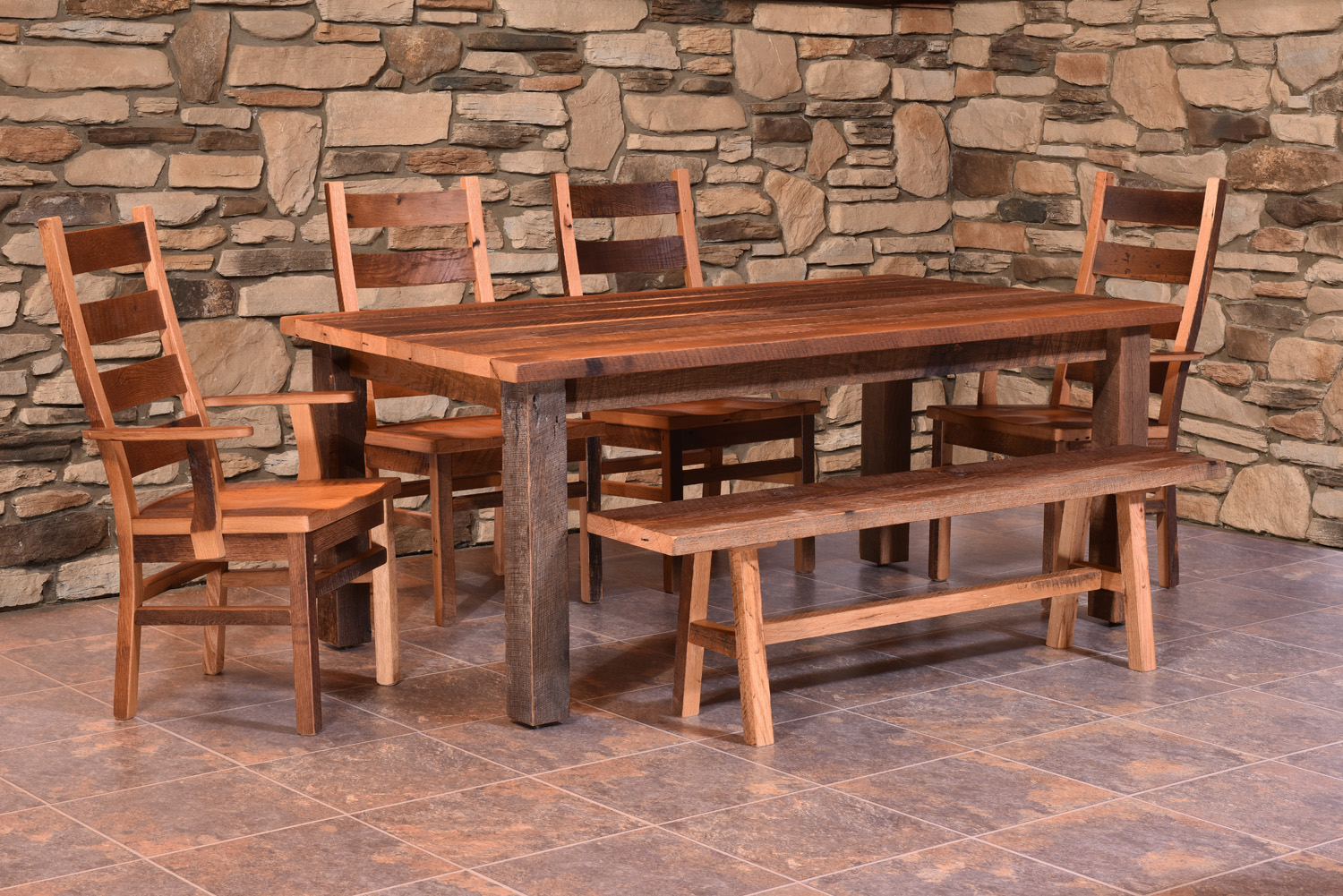 Almanzo Dining Set Product