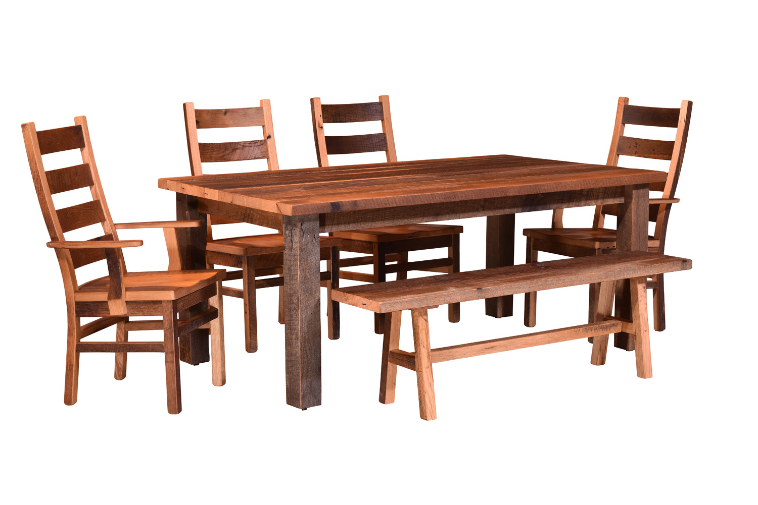 Almanzo Dining Set Dining Room Table Sets Joplin Mo
