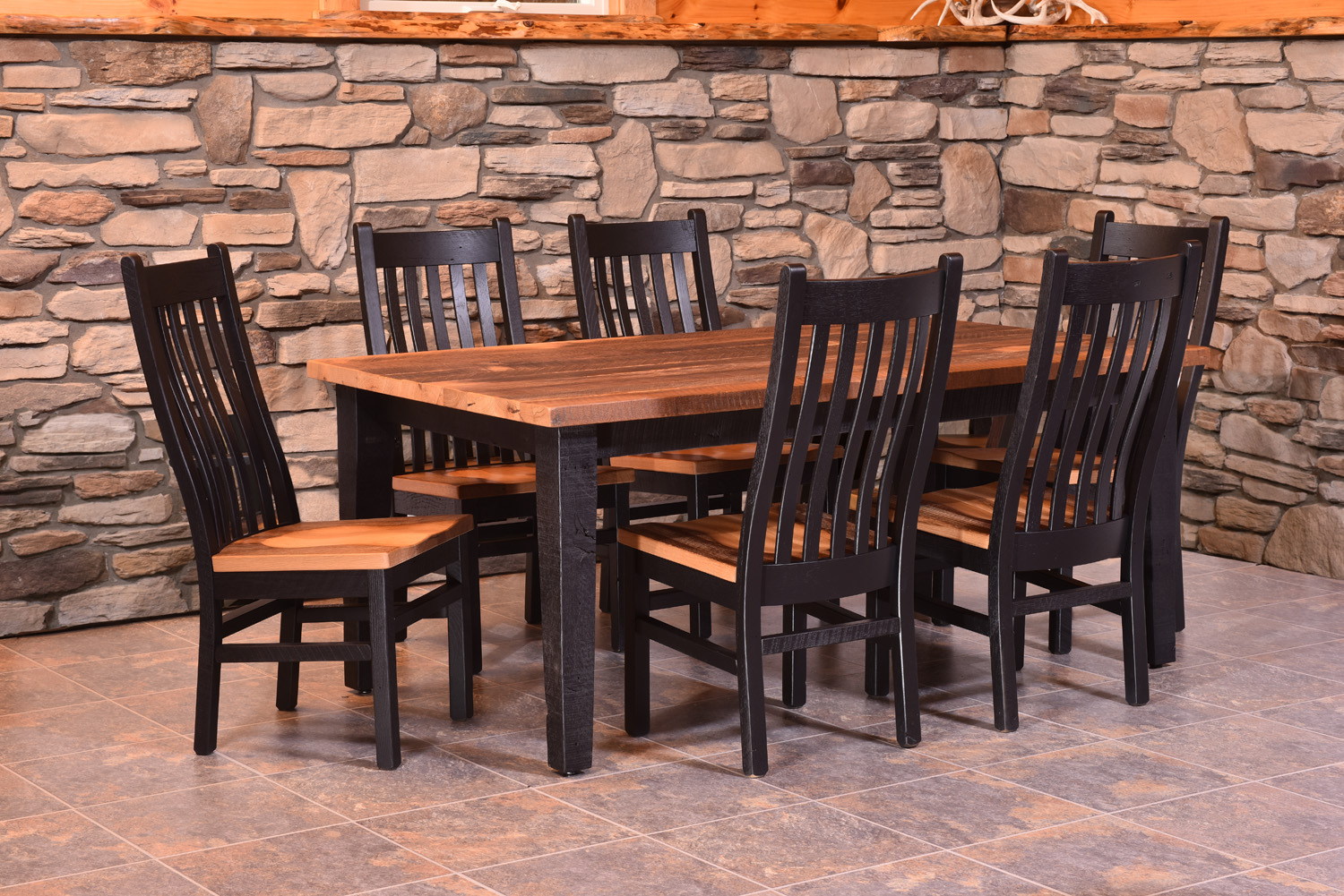 Almanzo Dining Set - Product Alternate Image