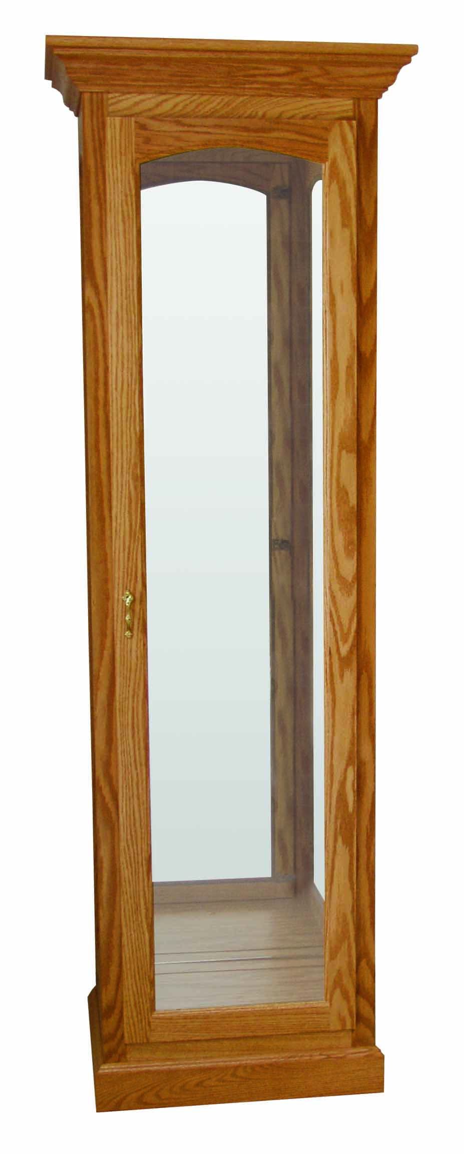 1 Door Picture Frame Curio Product