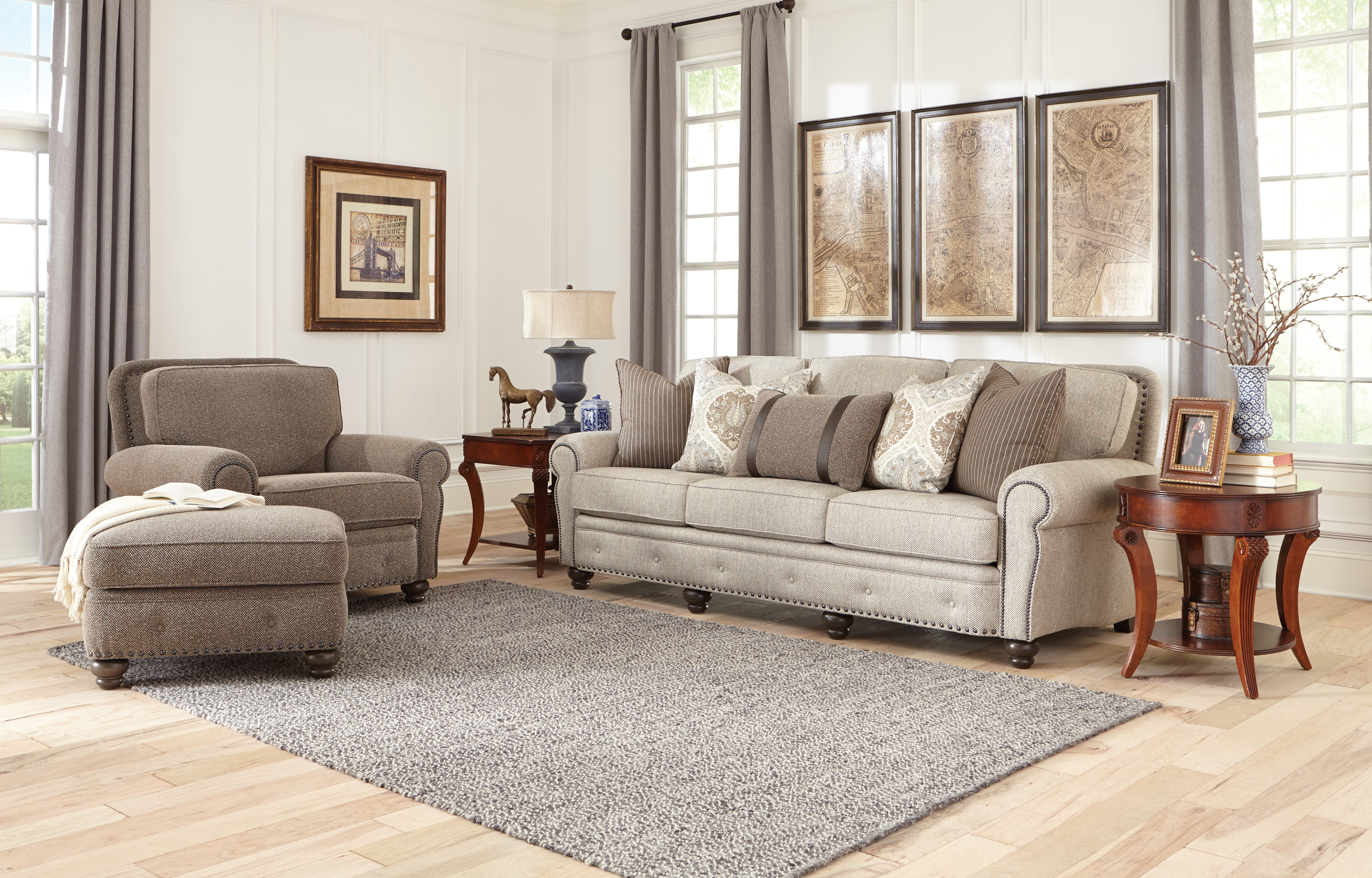 237 Style Sofa Product