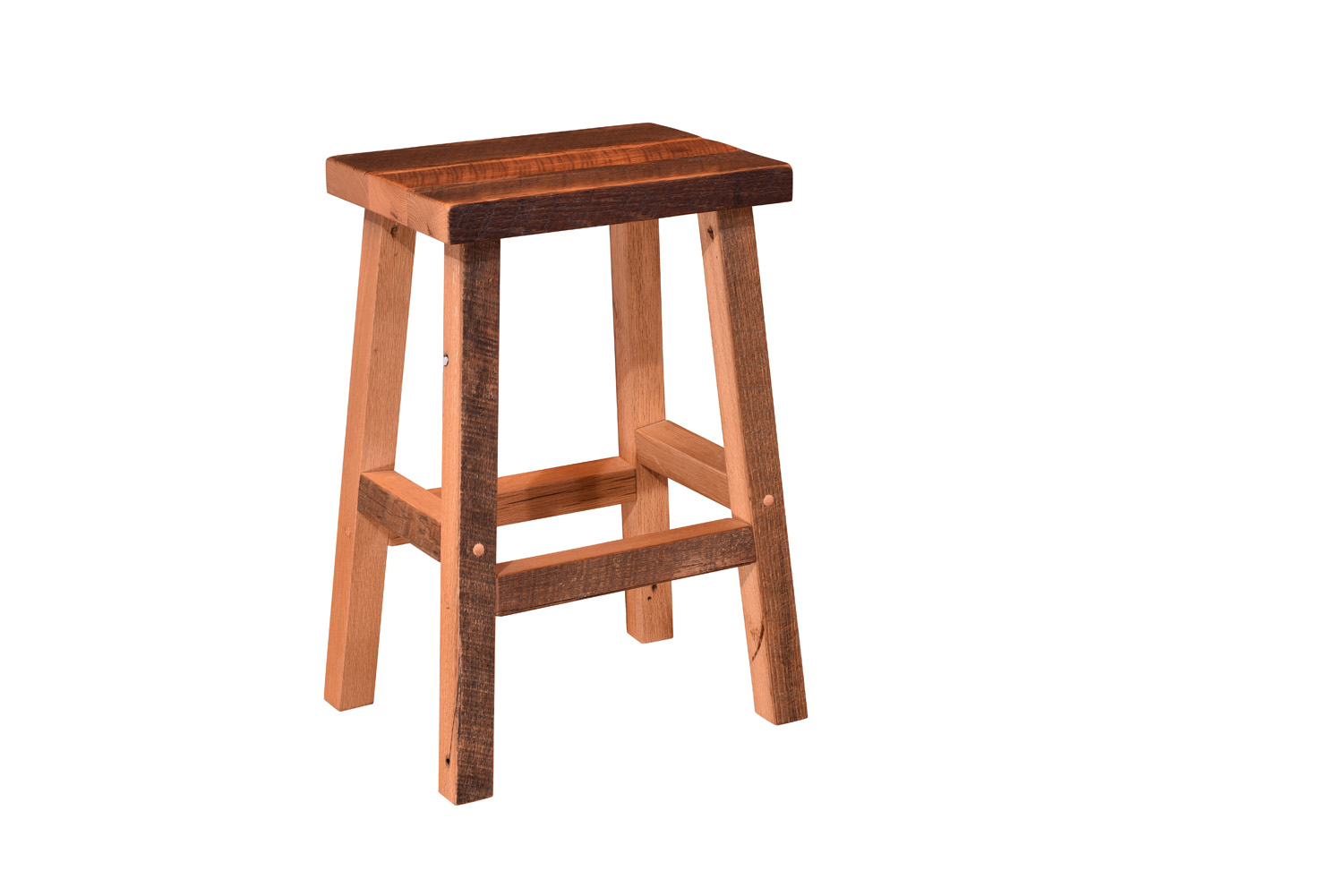 Barnwood Bar Stool Product