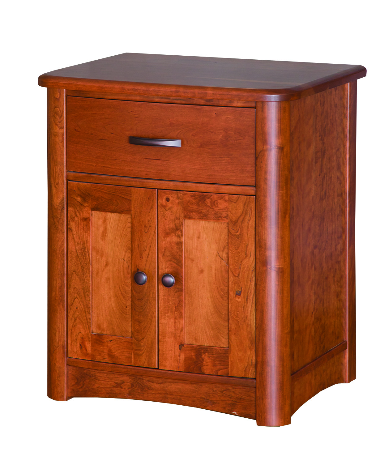 1-Drawer/2-Door Meridian Nightstand Product