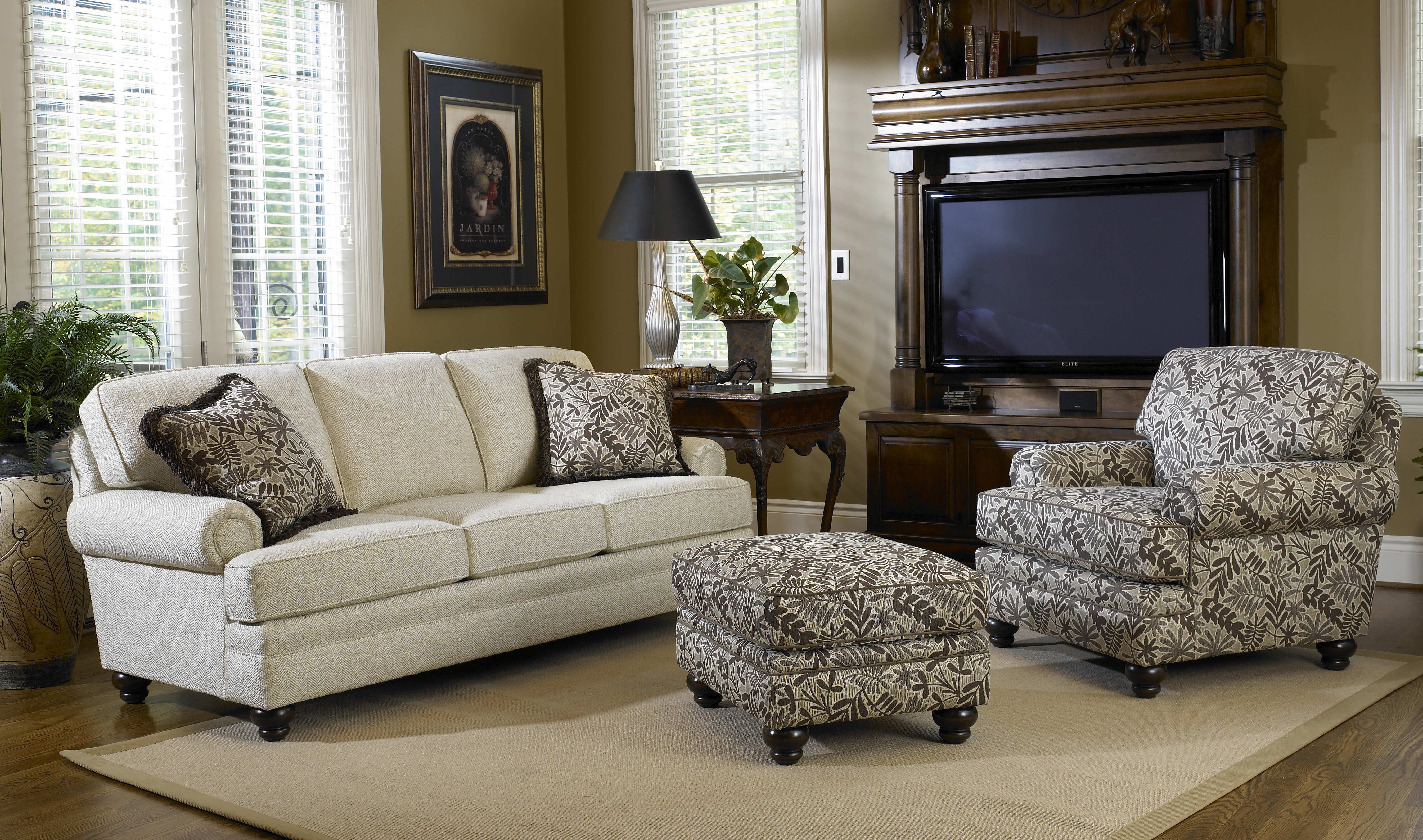 5221 Style Sofa Product