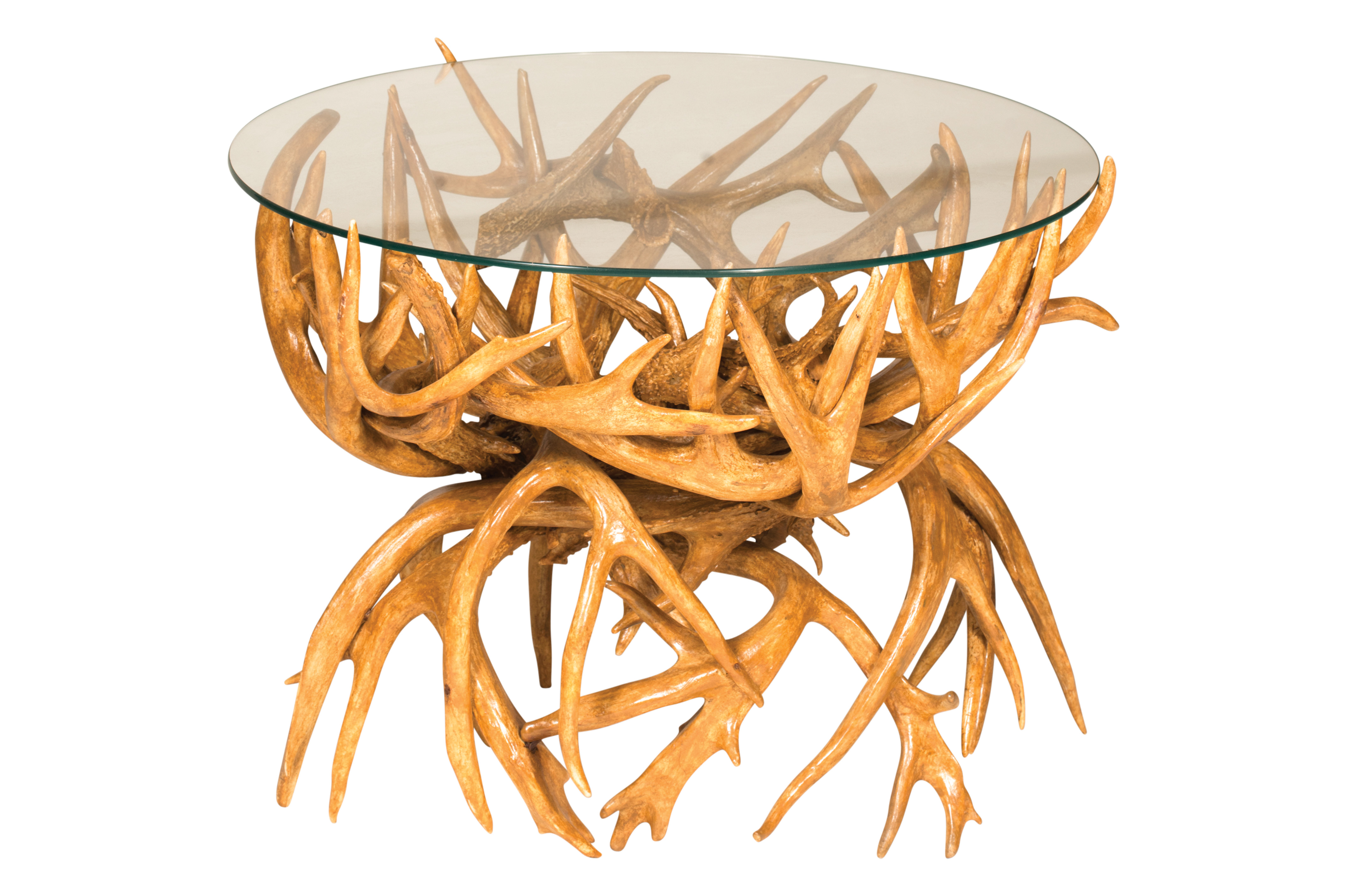 Antler End Table Product