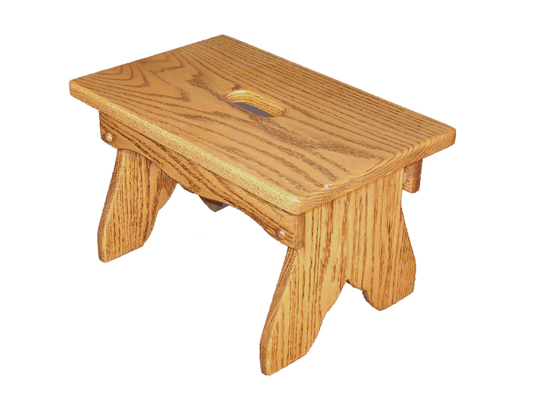 Slotted Stool Product