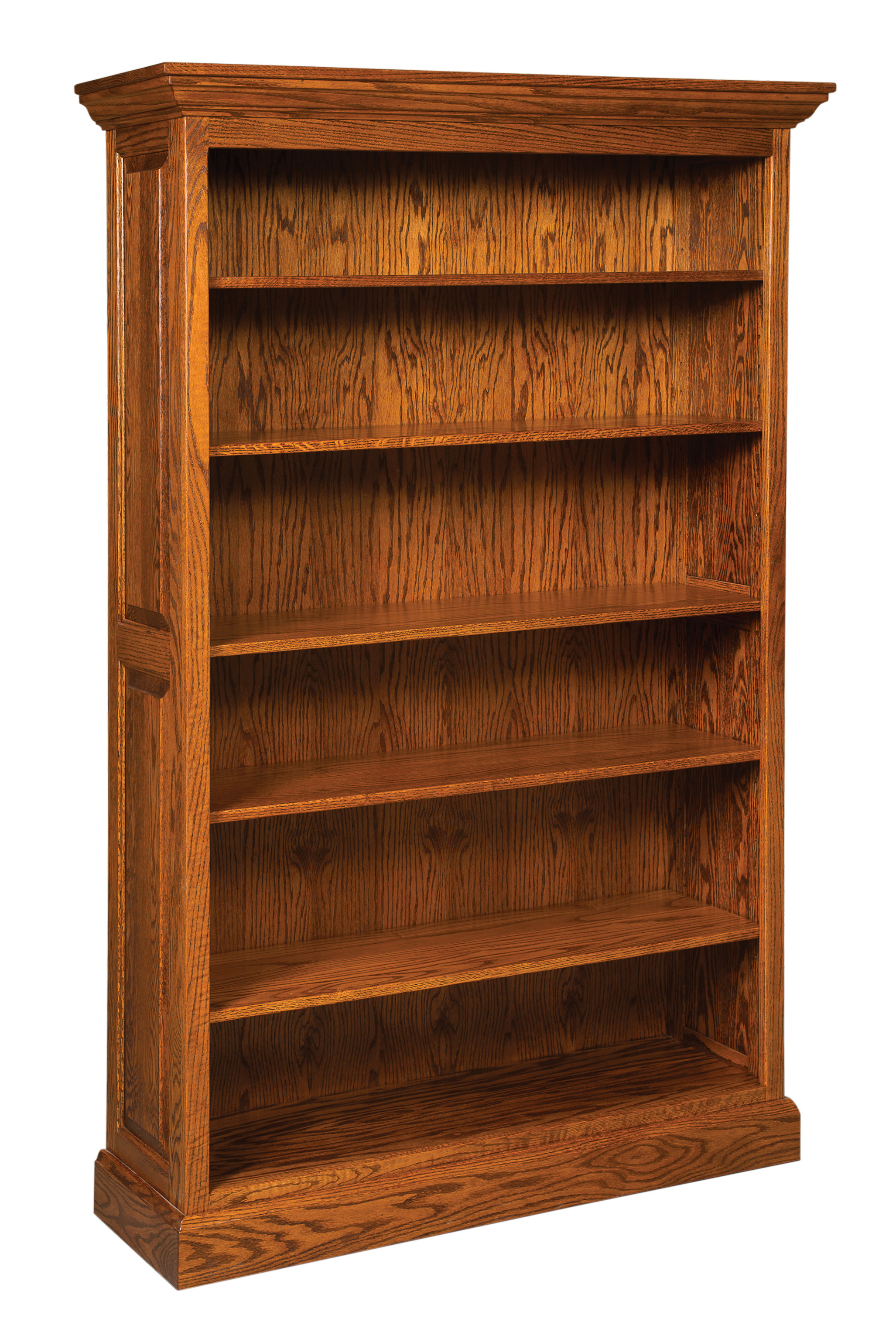 Govenor Bookcase And Credenza Hardwood Creations