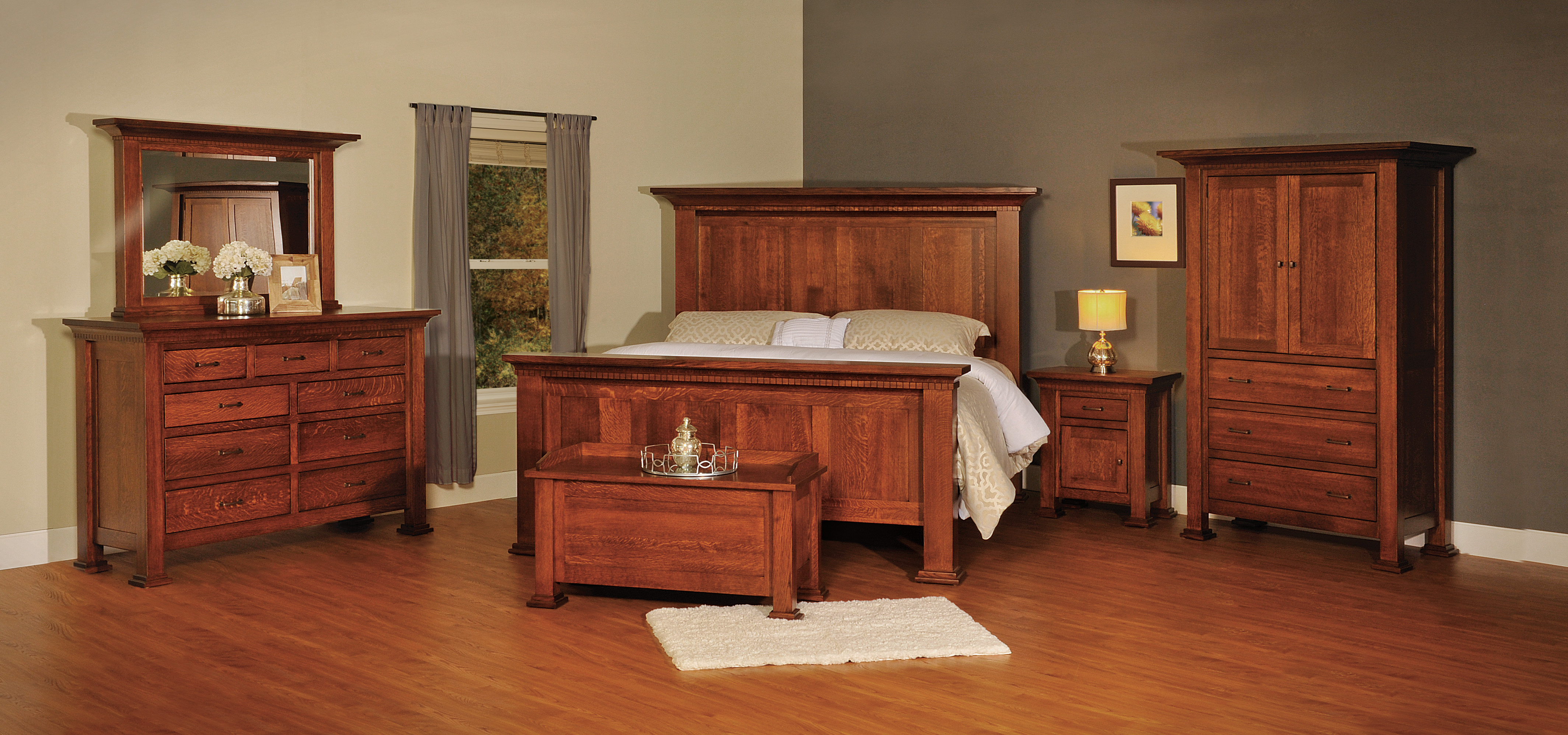 Empire Bedroom Suite Product