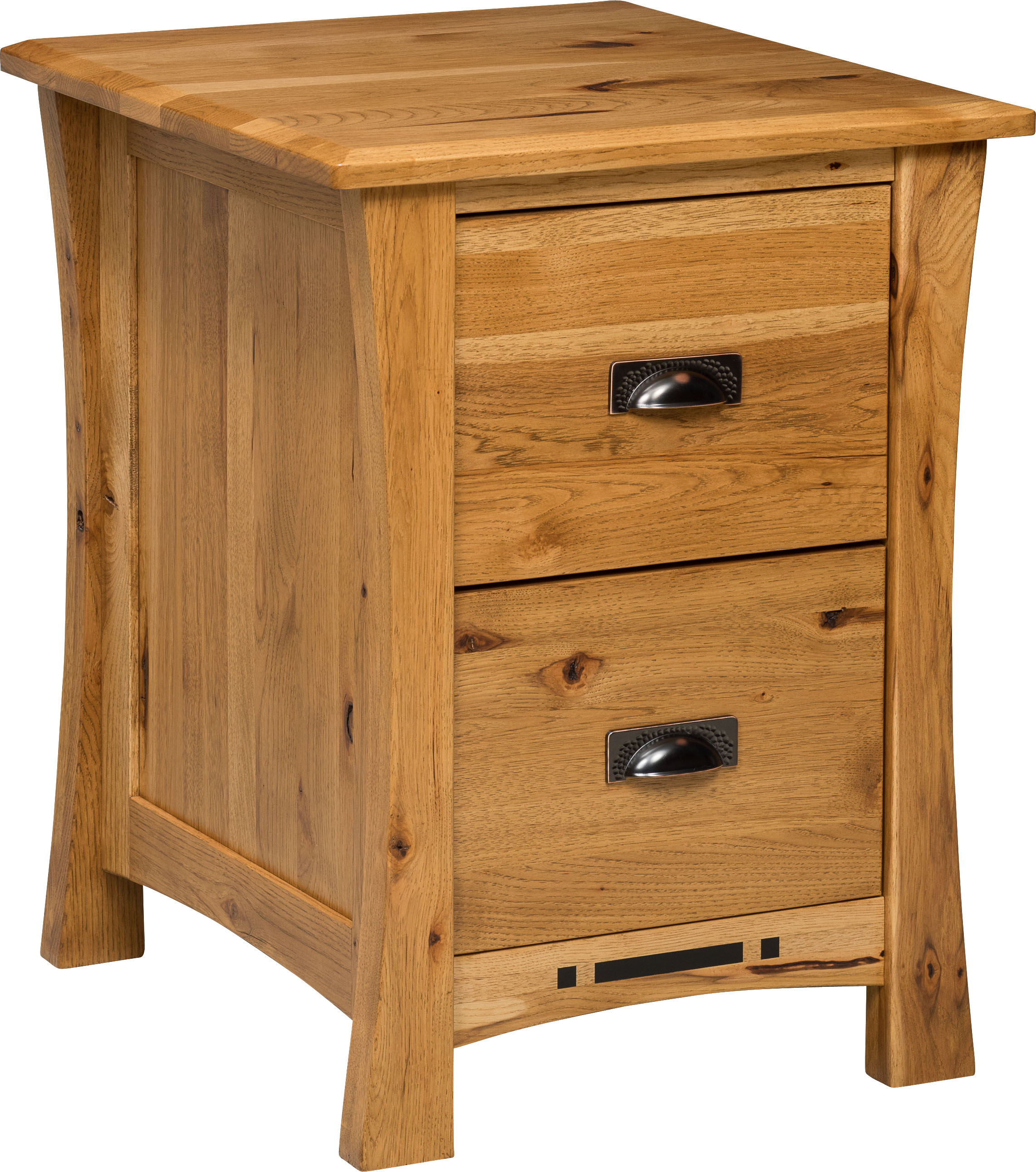 Arts & Crafts 2 Drawer File Cabinet Product