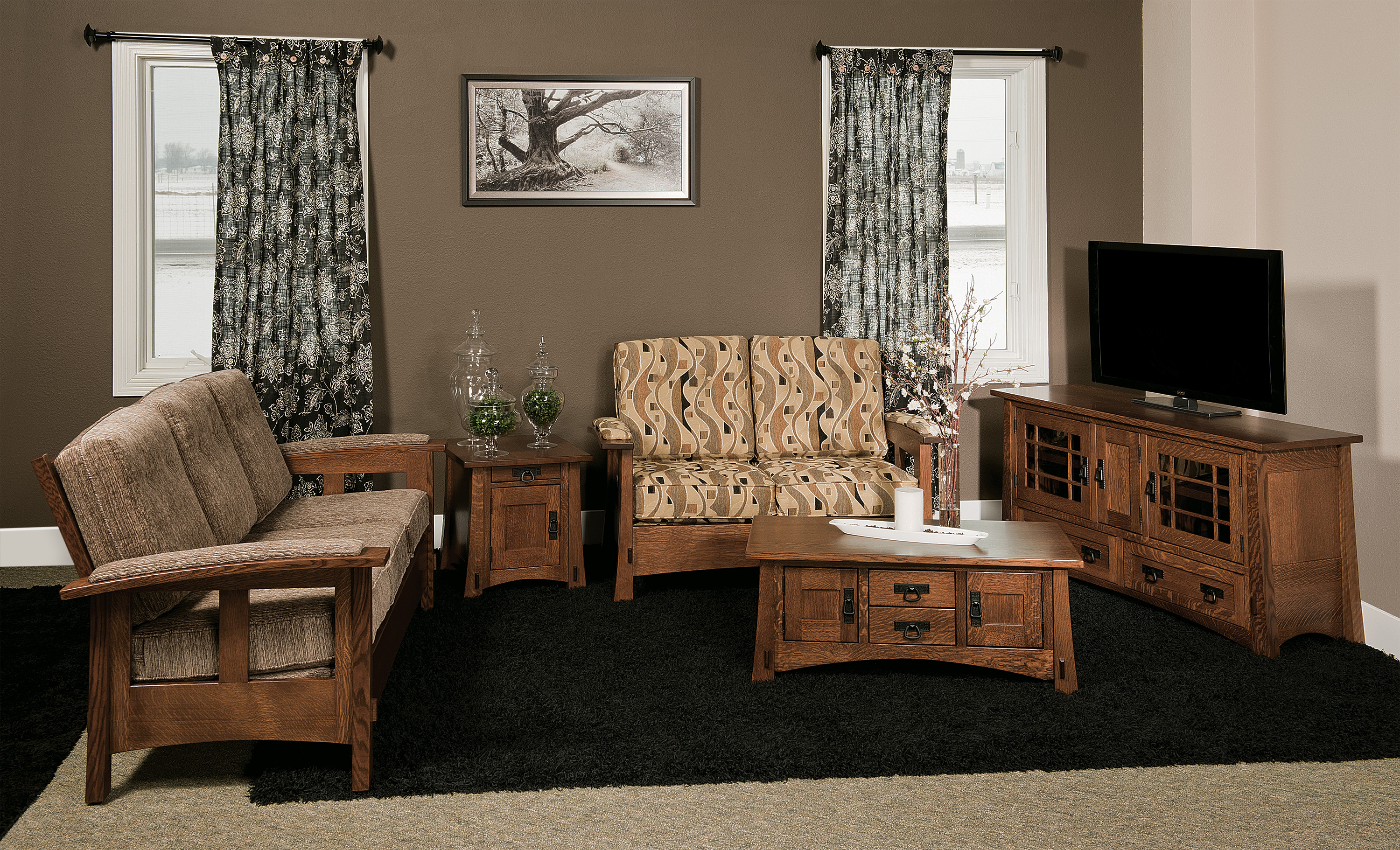 Modesto Occasional Table Set Product