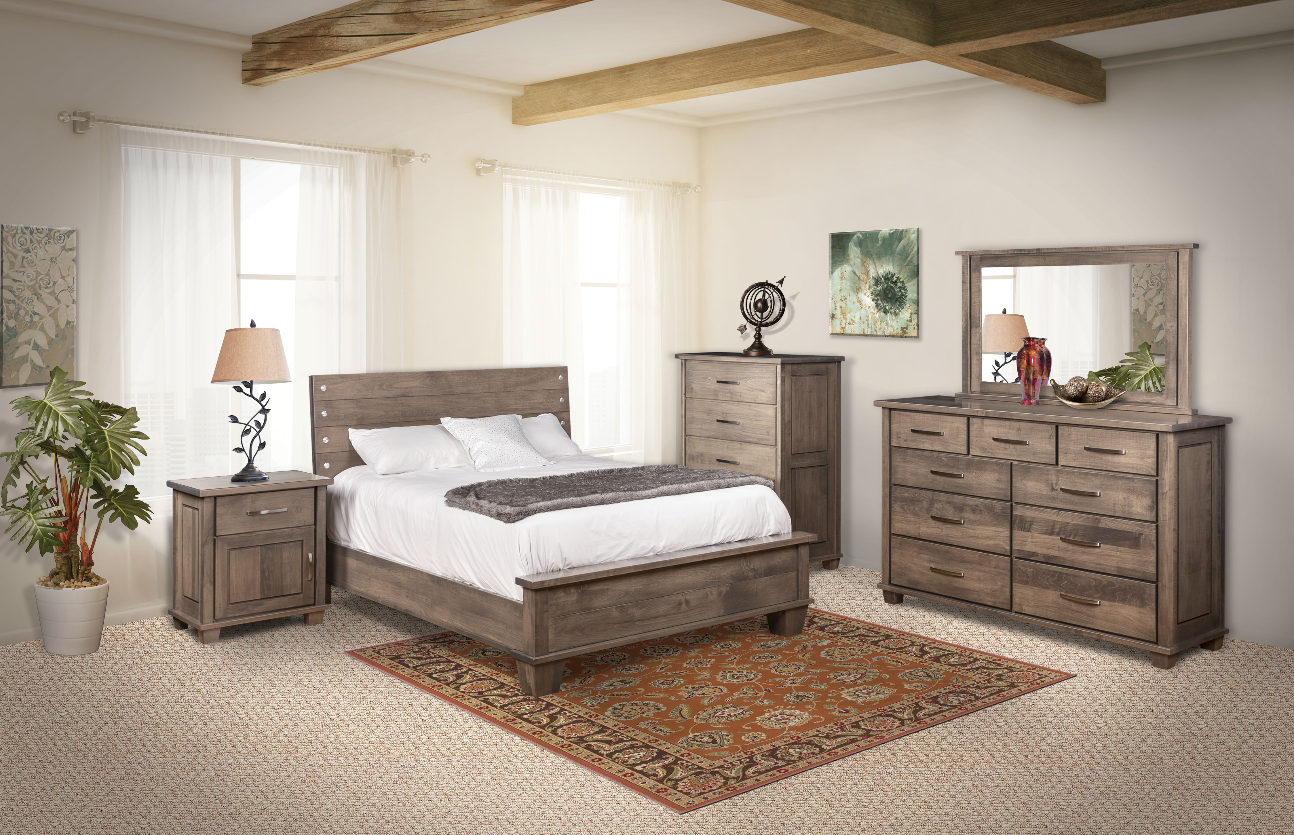 Monarch Bedroom Collection Product