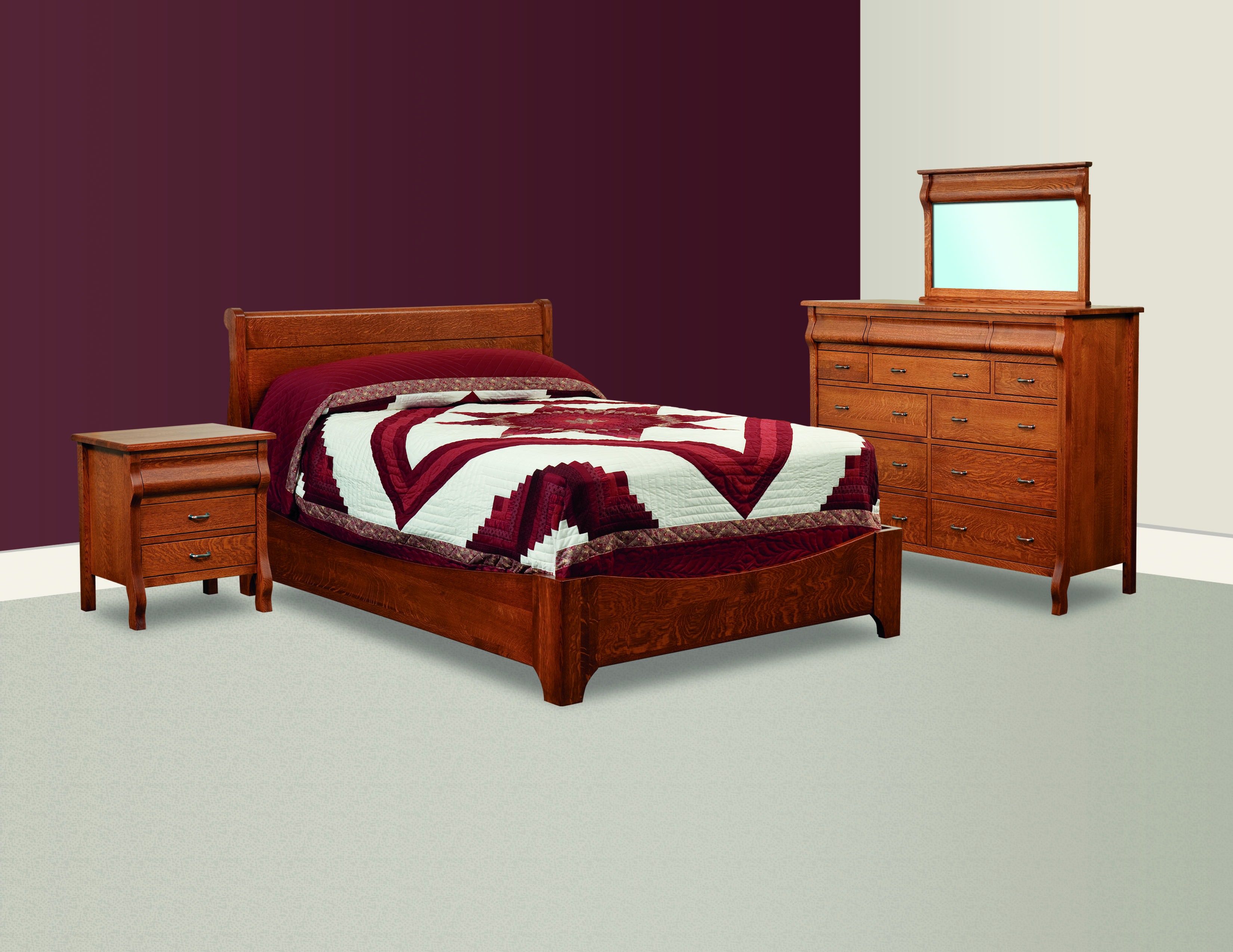 Pierre Bedroom Collection Product