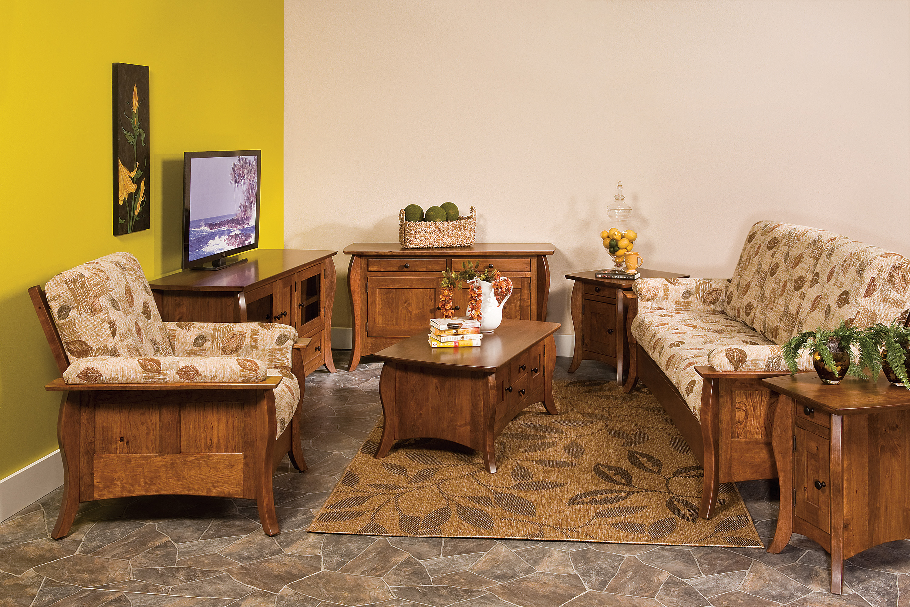 Quincy Occasional Table Set Product