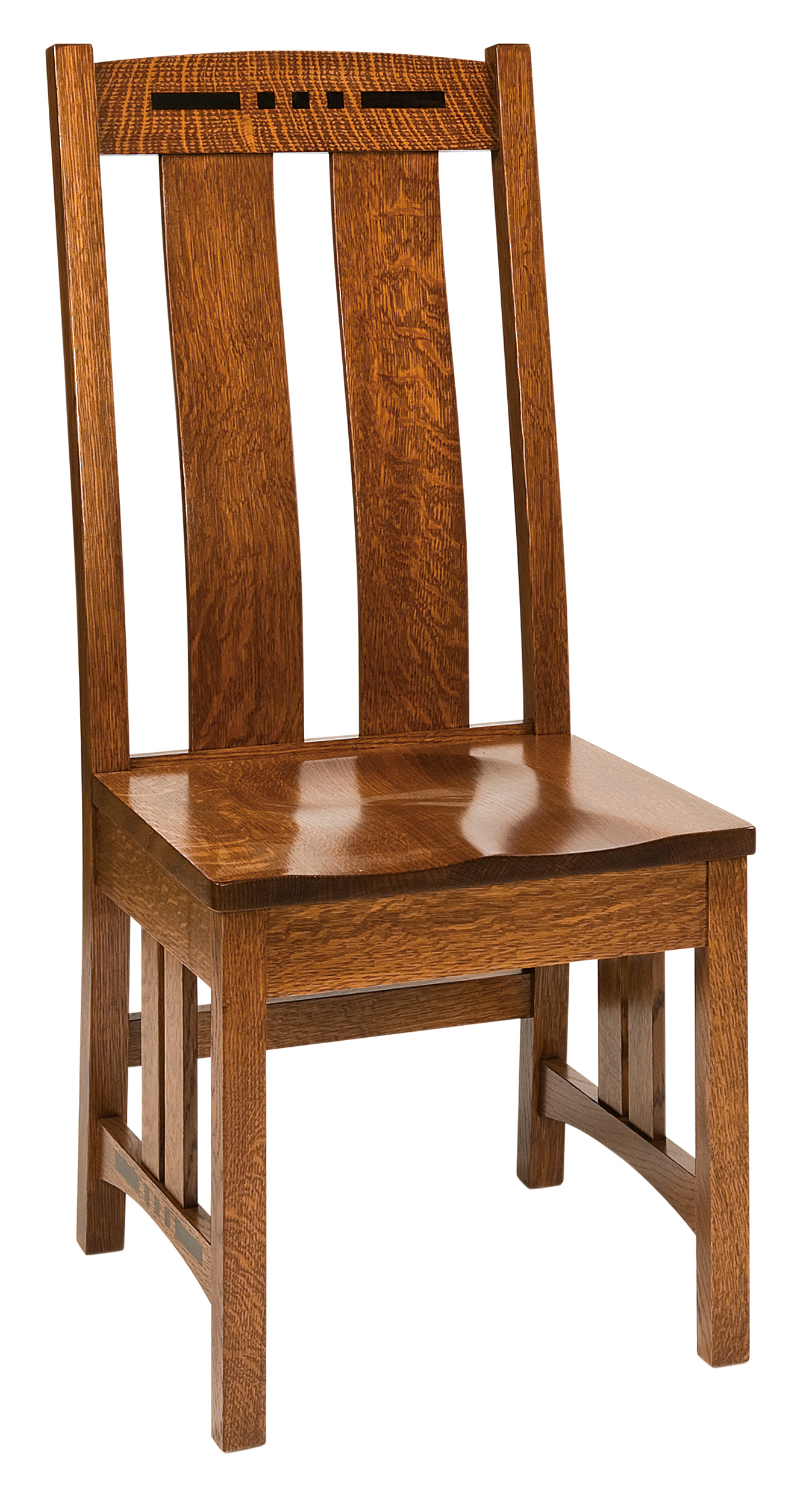 Colebrook dining chair hardwood creations