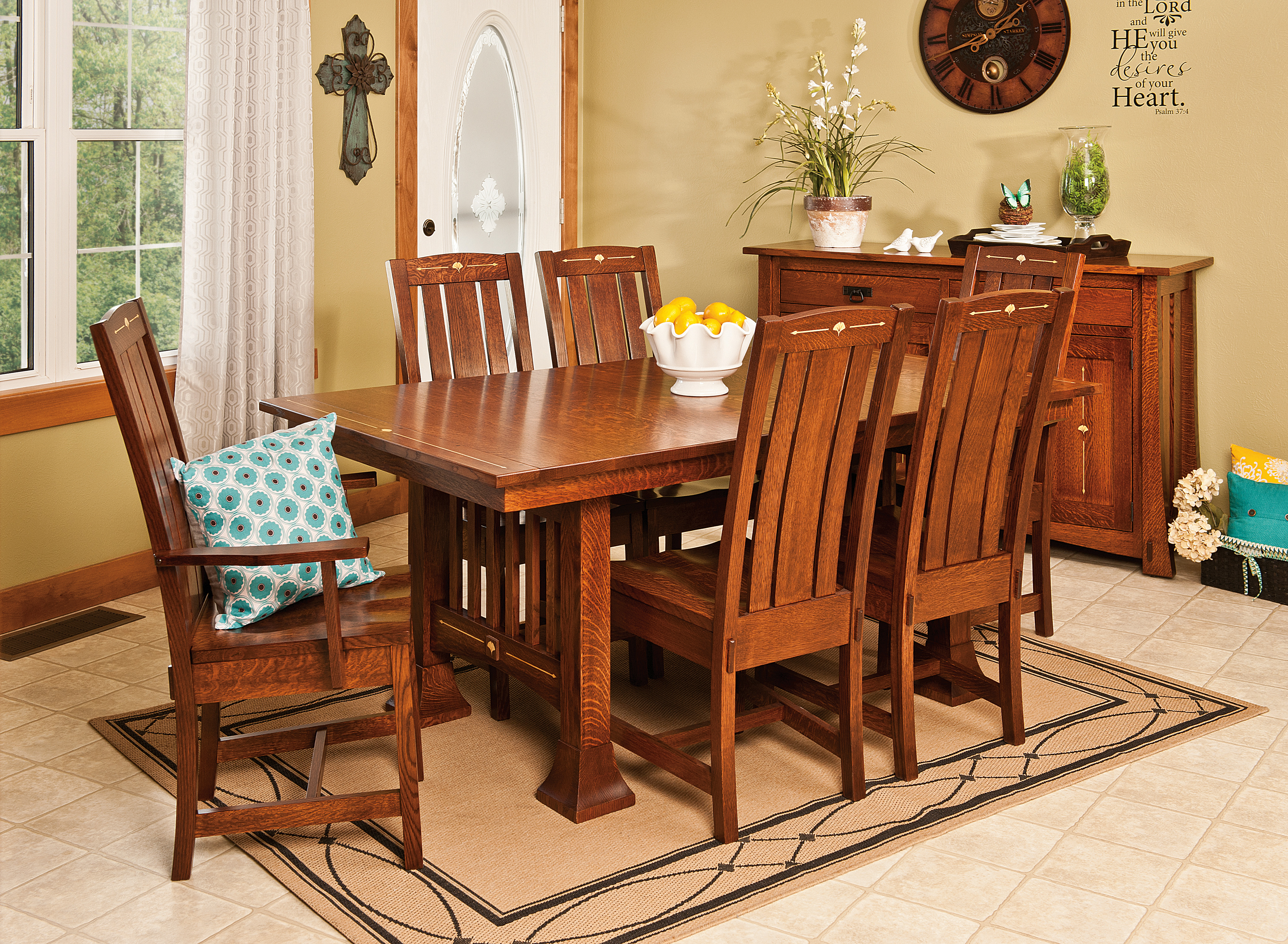 Mesa Dining Table Set Product