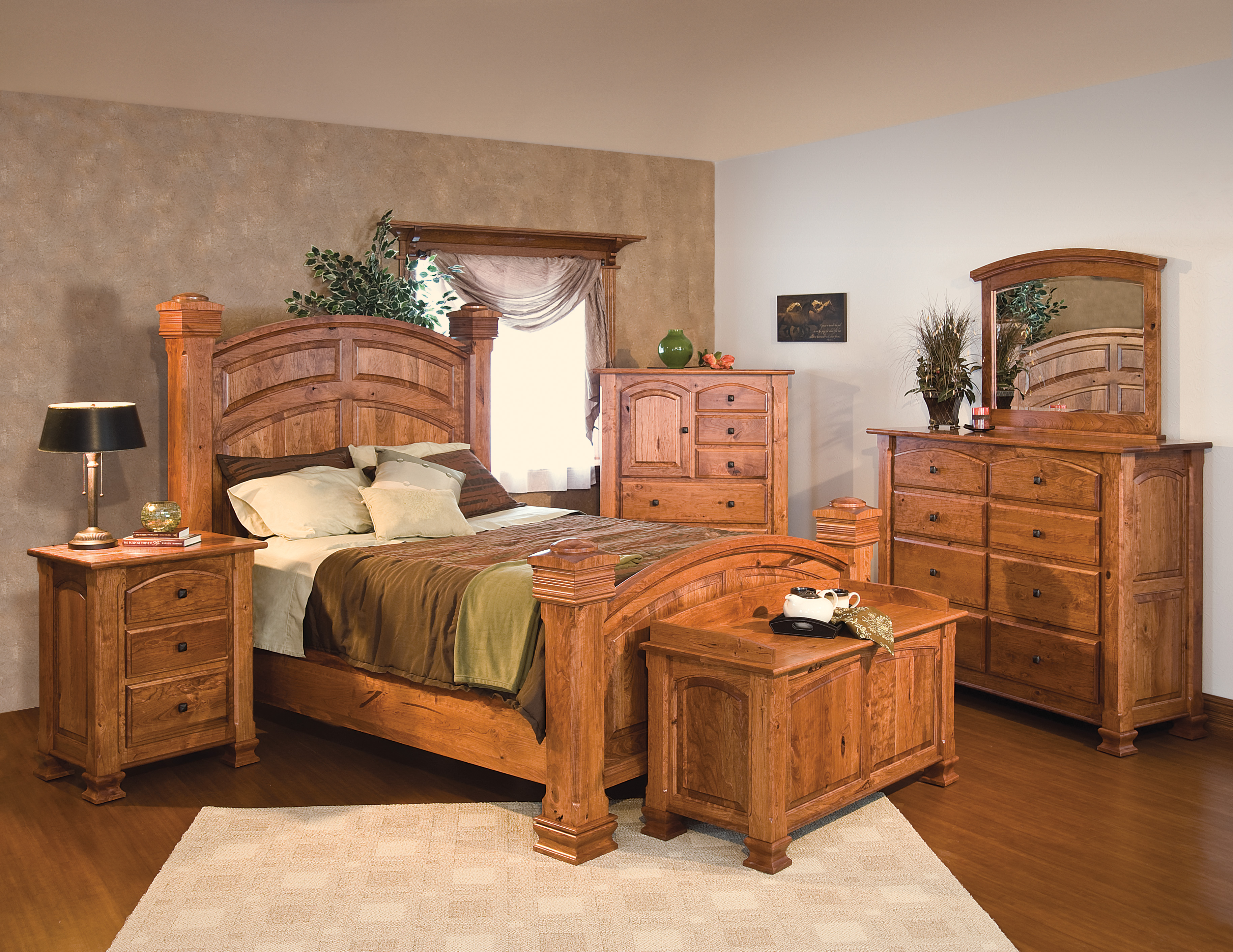 Charleston Bedroom Collection Product