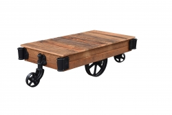 Urban Railroad Cart Product