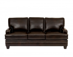 5331 Leather Style Sofa Product
