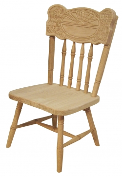 Sunburst Child's Chair Product