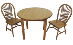 MC Round Child's Table Product