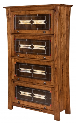 Arts & Crafts Barrister Bookcase Product