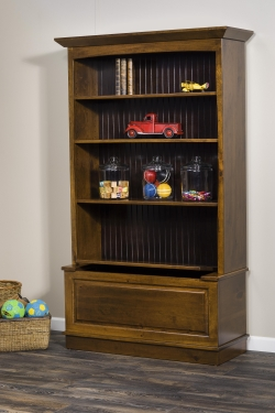 Baylee Bookcase/Toy Box Product