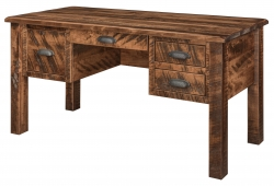 El Paso Double Pedestal Desk Product
