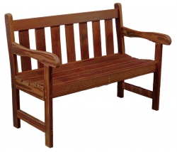 "48"" Garden Bench Product"