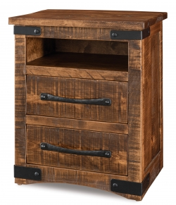 Orewood 2 Drawer nightstand Product