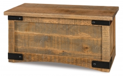 Orewood Rough-Sawn Blanket Chest Product