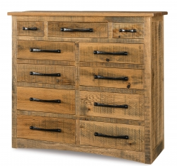Orewood Rough-Sawn Double Chest Product