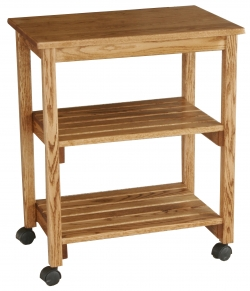Microwave/Serving Cart Product