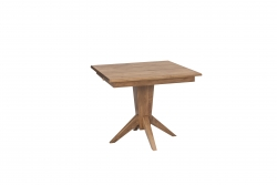 Milan Single Pedestal Table Product