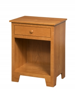 Nantucket 1 Drawer Nightstand Product