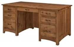 Oakridge Double Pedestal Desk Product