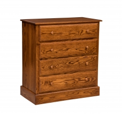Reversible 4 Drawer dresser Product