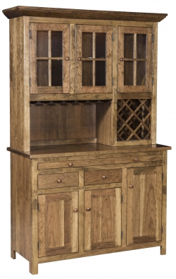 Shaker Wine Hutch Product