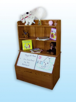 Toy Box Bookshelf Product