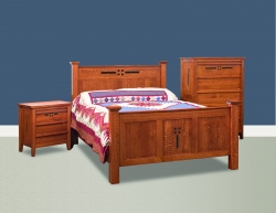 West Village Bedroom Collection Product