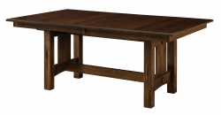 Ravena Trestle Table Product